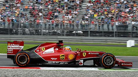 F1: Scuderia Ferrari starting to shift focus to 2015 | Auto123.com