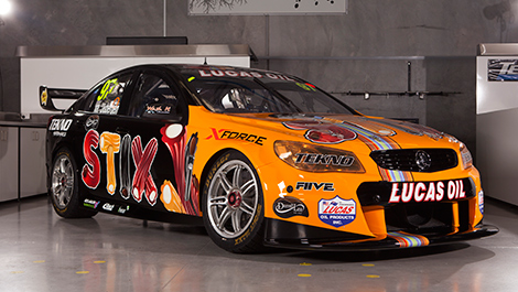 A Look At The Australian V8 Supercars Auto123 Com