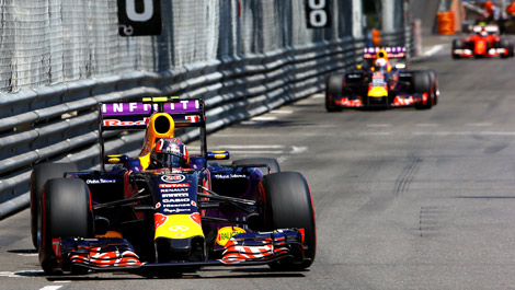 F1: Cyril Abiteboul de Renault satisfait après Monaco