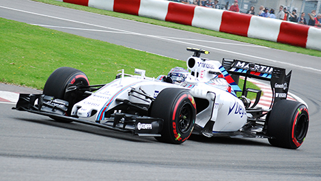 Valtteri Bottas, Williams (Photo: René Fagnan)