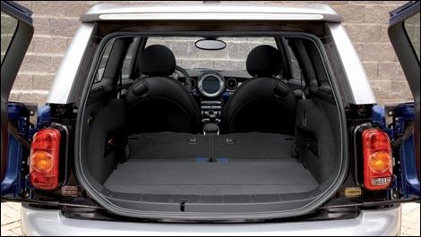 Une Nouvelle Mini Cooper Clubman à 5 Portes Pour 2008 Auto123com