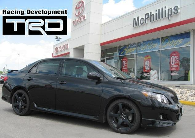 McPhillips Toyota Parts & Maintenance Promotion: <b>TRD Performance