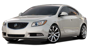 2012 Buick Regal TURBO