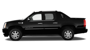 2012 Cadillac Escalade EXT BASE
