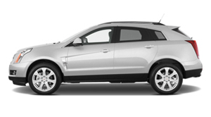 2012 Cadillac Srx LUXURY & PERFORMANCE