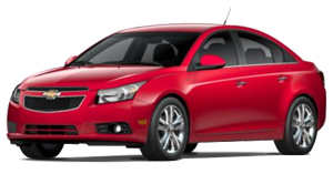 Chevrolet Cruze LT TURBO