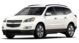 Chevrolet Traverse 2LT
