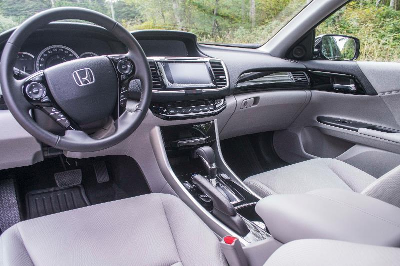 Honda Accord Sedan 17