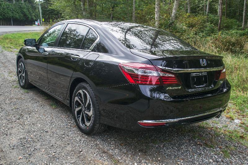 Honda Accord Sedan 7
