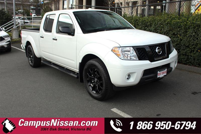 Nissan Frontier 4WD Crew Cab 1