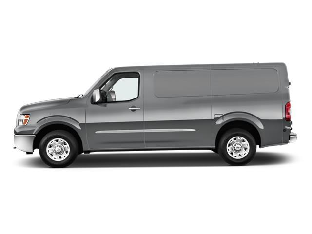 2017 Nissan NV2500 HD S High Roof Cargo