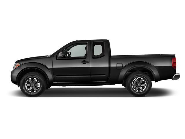 2017 Nissan Frontier 4WD King Cab