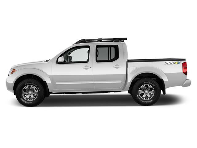 2017 Nissan Frontier 4WD Crew Cab
