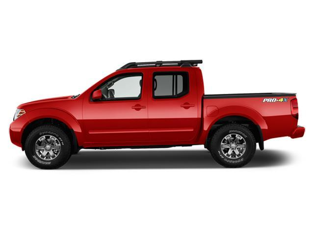 Nissan Frontier 4WD Crew Cab