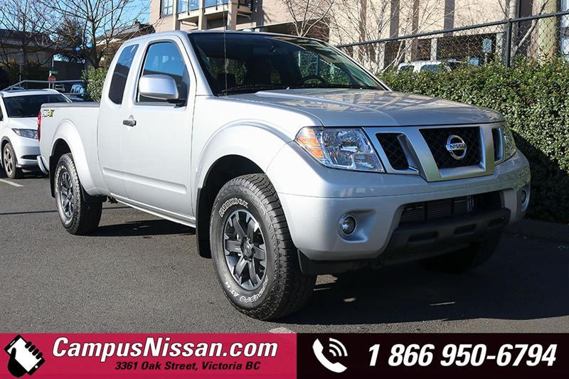 Nissan Frontier 4WD King Cab 1