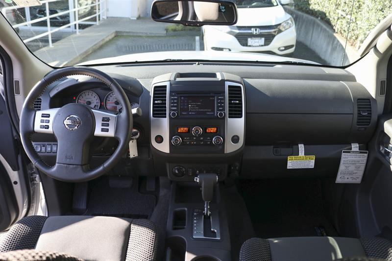 Nissan Frontier 4WD King Cab 5