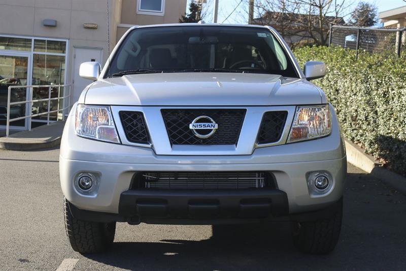 Nissan Frontier 4WD King Cab 7