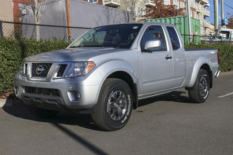 Nissan Frontier 4WD King Cab 8