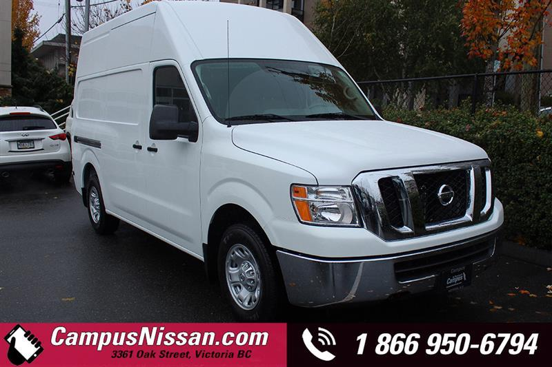 Nissan NV2500 HD SV High Roof Cargo 1