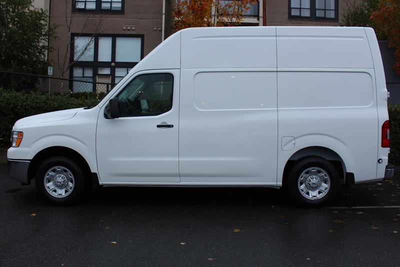 Nissan NV2500 HD SV High Roof Cargo 10