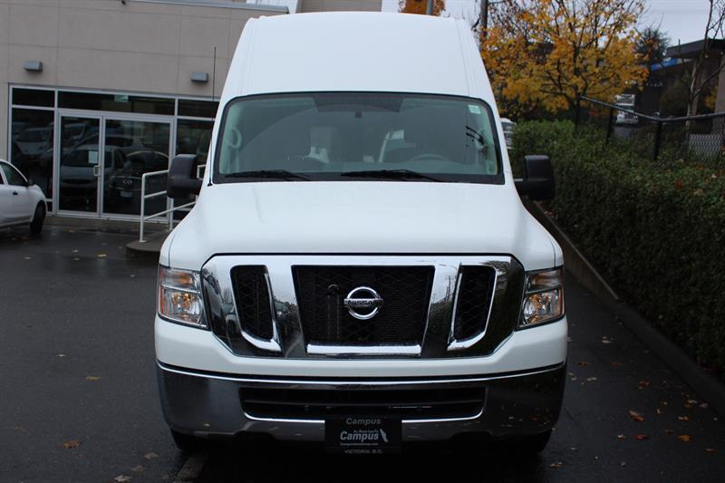 Nissan NV2500 HD SV High Roof Cargo 8