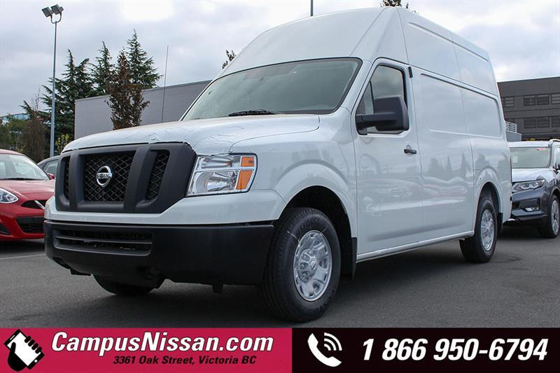 Nissan NV2500 HD S High Roof Cargo 1