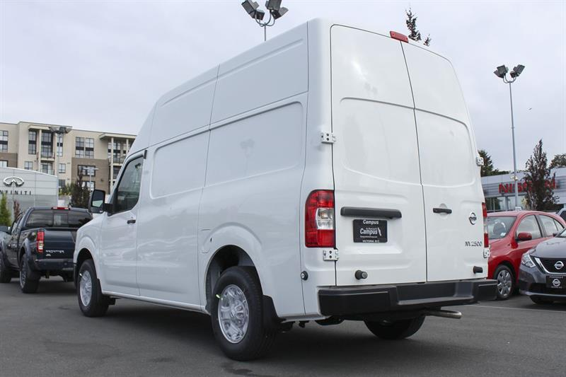 Nissan NV2500 HD S High Roof Cargo 2