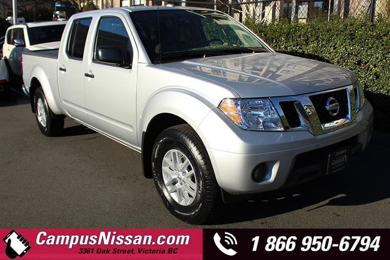 2018 Nissan Frontier 4WD Crew Cab