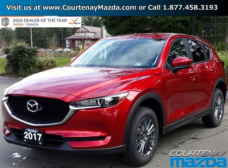 v hicule mazda cx 5 2017 neuf vendre courtenay colombie britannique 8168714 auto123. Black Bedroom Furniture Sets. Home Design Ideas