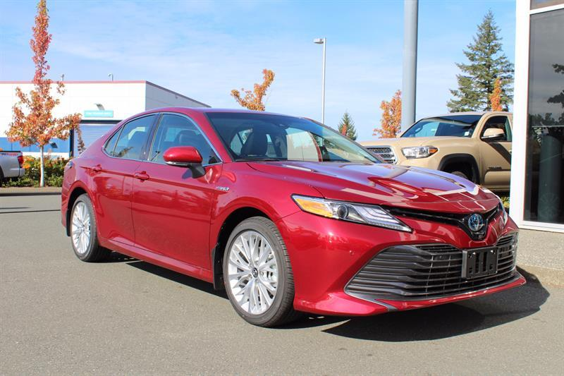 New Toyota Camry Hybrid 2018 For Sale In Courtenay