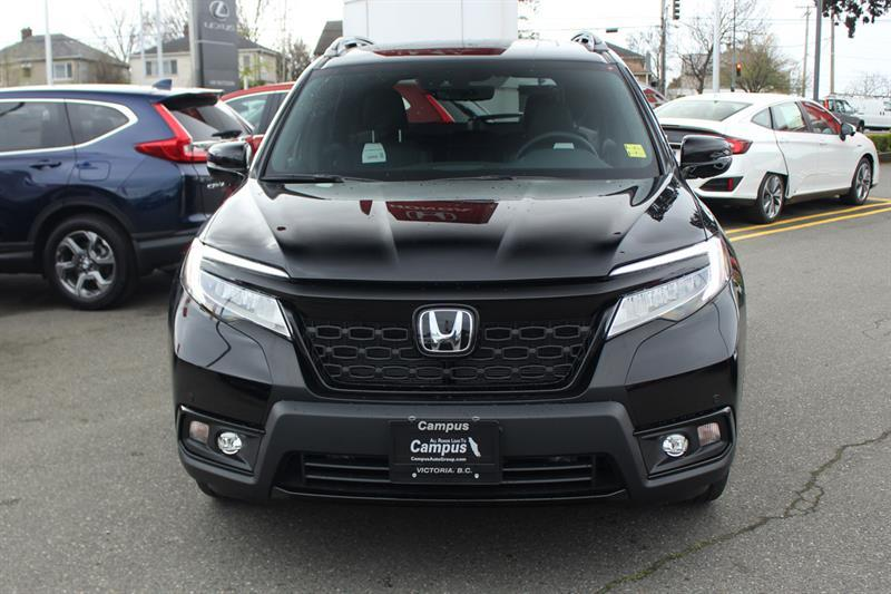 Honda Passport 8