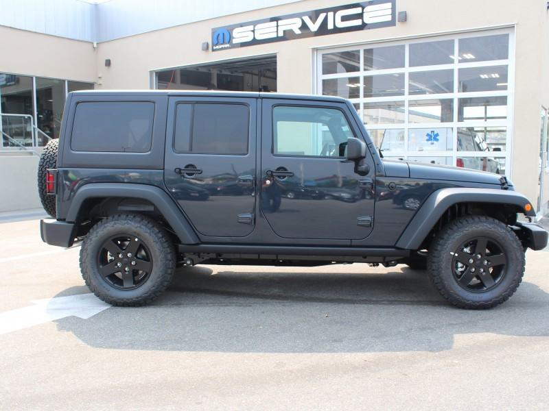 Jeep Wrangler Unlimited 7