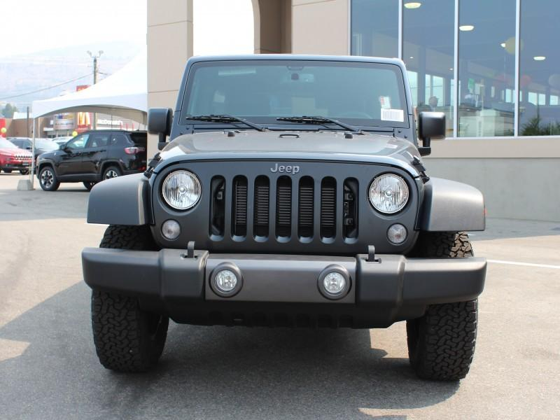Jeep Wrangler Unlimited 9