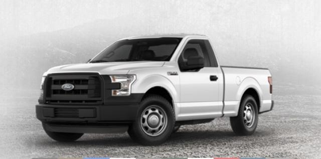 Ford F-150 CAB SIMPLE 8