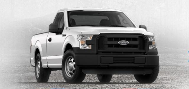 Ford F-150 CAB SIMPLE 4