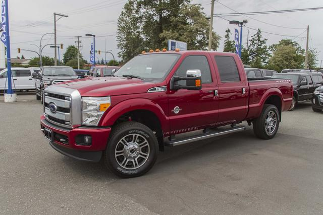 2016 Ford F-350 Super Duty 4x4 Crew Cab Short bed