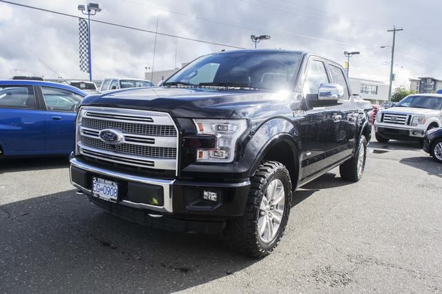Ford F-150 Platinum 1