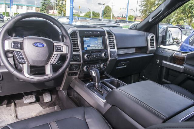 Ford F-150 Platinum 19