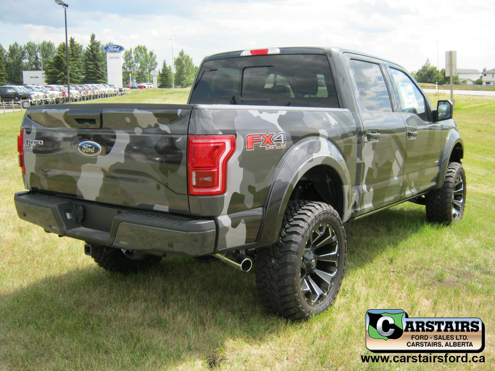 Ford F-150 8