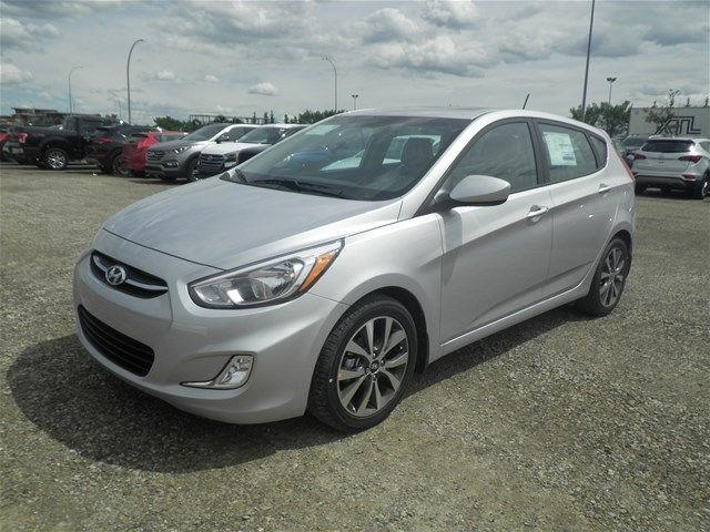 Hyundai Accent Hatchback 1