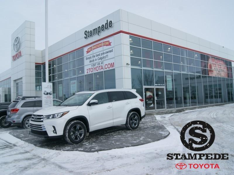Calgary Auto Mall New Used Car Dealership Calgary: Used Toyota Highlander Vehicles For Sale In Calgary