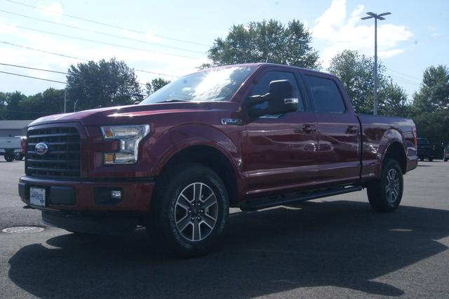 2016 Ford F-150 SUPERCREW-157