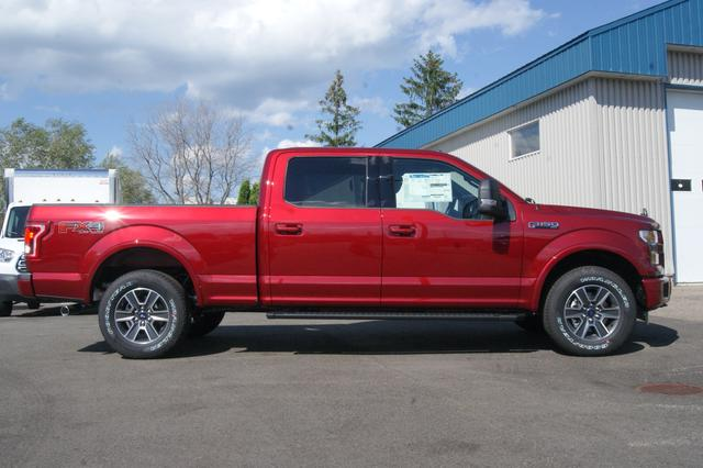 Ford F-150 SUPERCREW-157 6