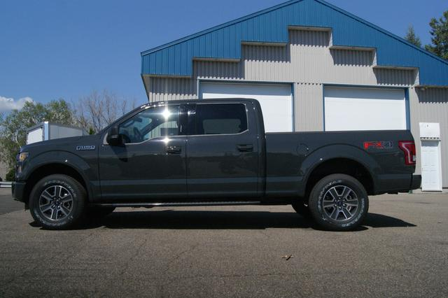 Ford F-150 SUPERCREW-157 2