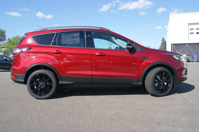 Ford Escape Titanium 7