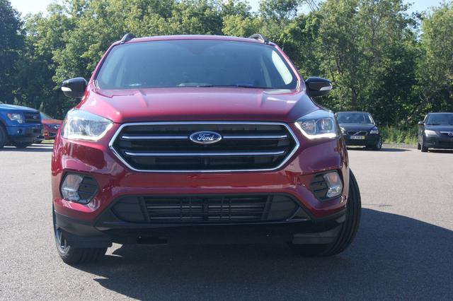 Ford Escape Titanium 9