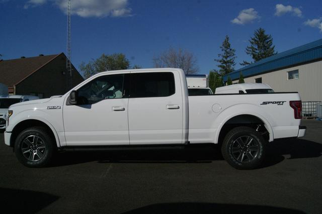 Ford F-150 4x4 Super Crew Long Bed XLT 2
