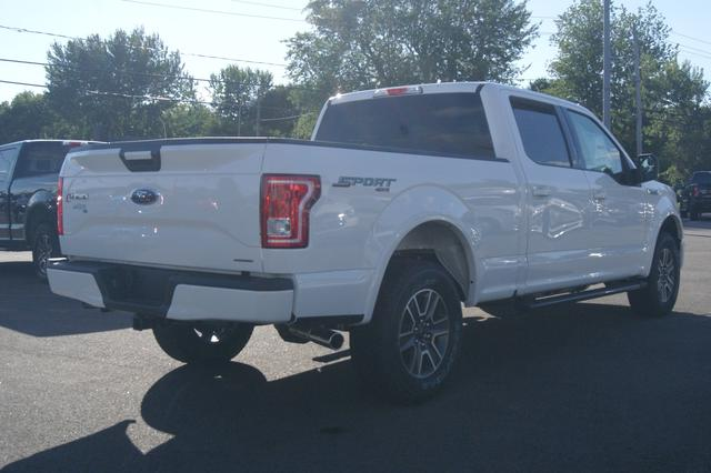Ford F-150 4x4 Super Crew Long Bed XLT 5