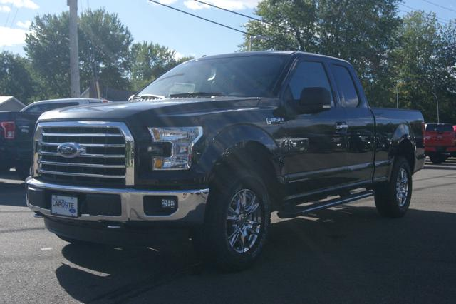Ford F-150 CAB DOUBLE-145 1