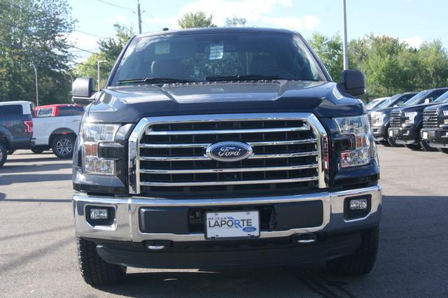 Ford F-150 CAB DOUBLE-145 8
